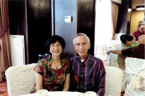 Shirley and Henry Ma