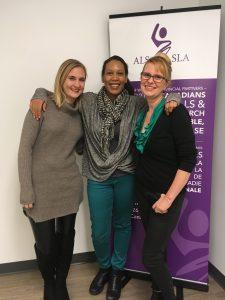 ALS Canada's Client Services Coordinators