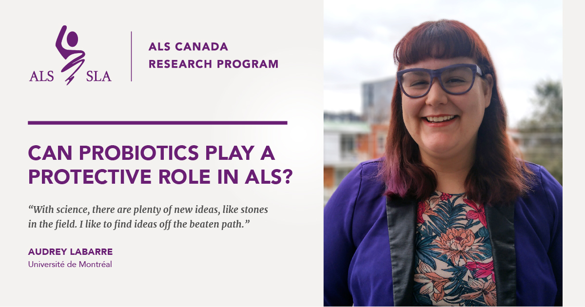 Can probiotics play a protective role in ALS? - ALS Society of Canada