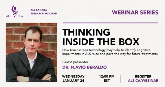 Guest presenter: Dr. Flavio Beraldo