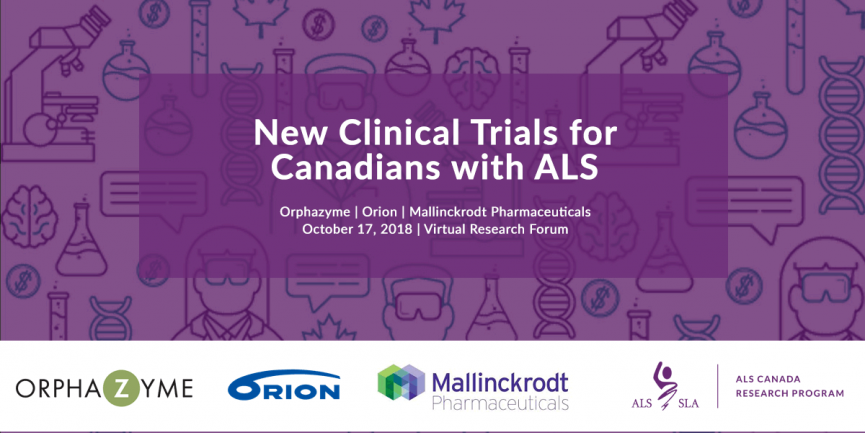 New clinical trials for Canadians with ALS - ALS Society of