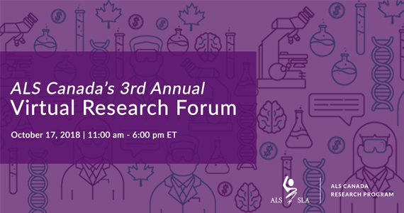 Virtual Research Forum info