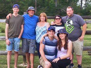 Kelsey Barker & Family